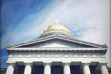 Vermont Statehouse in Montpelier