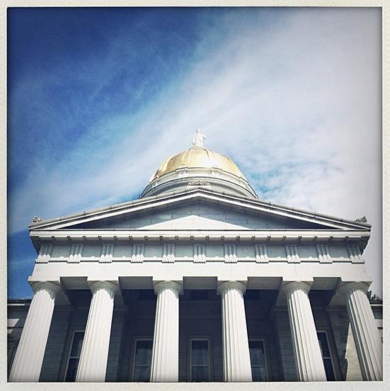 Vermont State House Legislature, Montpelier, Vermont.