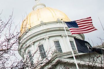 Vermont Statehouse Cannabis Regulation and Legalization bill