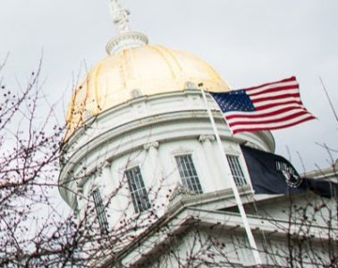 Vermont Statehouse Cannabis Regulation and Legalization bill