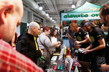 New England Cannabis Convention (NECANN) at the Hynes Convention Center in Boston