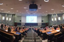Medical cannabis lecture at the University of Vermont on Tuesday, June 7 2016