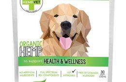 Reilly's HempVet CBD Dog Pet Supplements