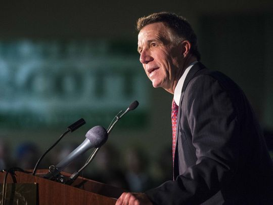 Vermont Governor Phil Scott Legalizes Marijuana 'With Mixed Emotions'
