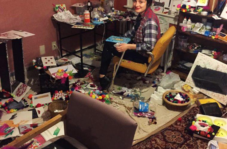 Heady Vermont artist profile: Kirsten Hurley