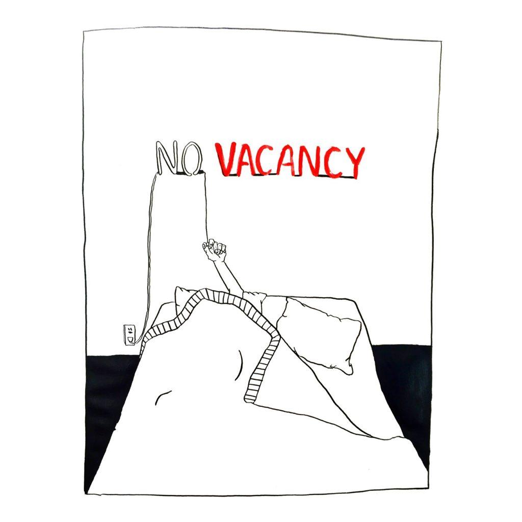 Sarah Letteney Heady Vermont Culture Artist Profile No Vacancy