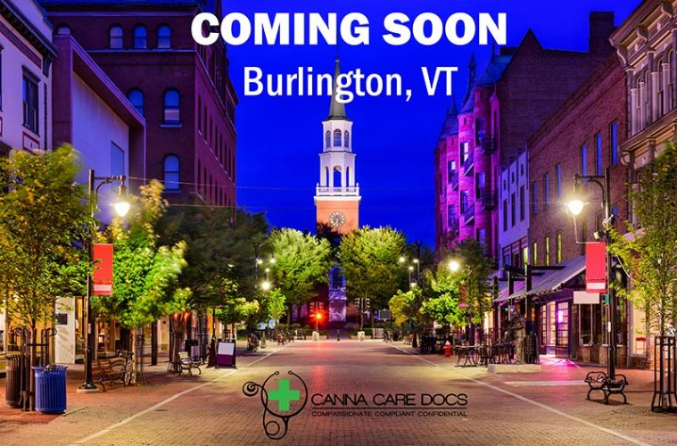 Canna Care Docs To Open First Vermont Location Medical