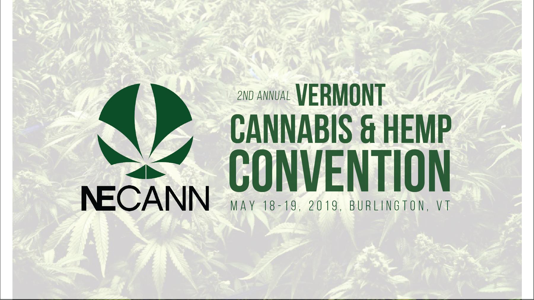 Vermont Cannabis and Hemp Convention 2019 | Vermont Cannabis